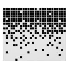 Black Pixels