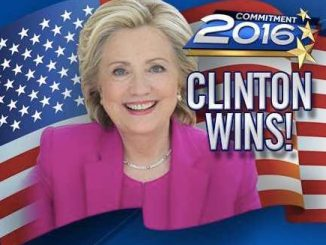 Hillary Wins 2016 Election