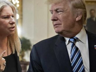 Ms. Streisand and Mr. Trump