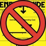 Bye Bye Energy Guide.