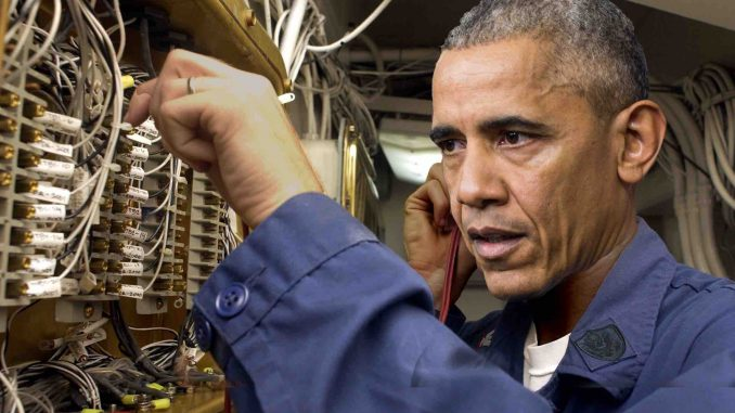 Obama tapps Trump Tower Phones!