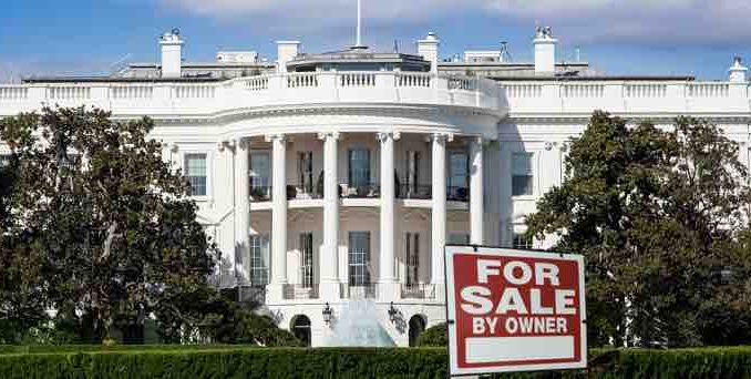 The White House For Sale