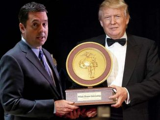 Devin Nunes Wins White House Internship.