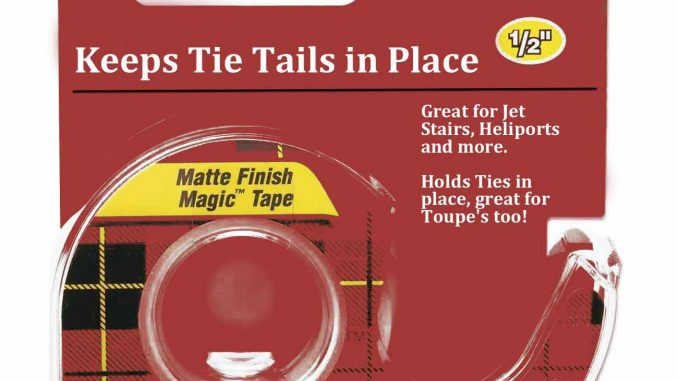 Trump Tie Tape