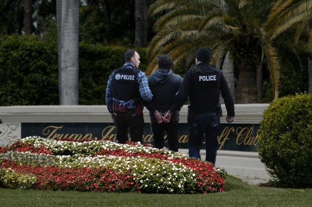 ICE raids Trump Properties