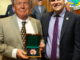 Matt Gaetz Wins Kiss Award From Trump in Touching Ceremony.